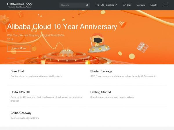 Empower Your Business in USA & Canada with Alibaba Cloud's Cloud Products & Services