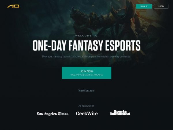 AlphaDraft | Fantasy eSports For Cash