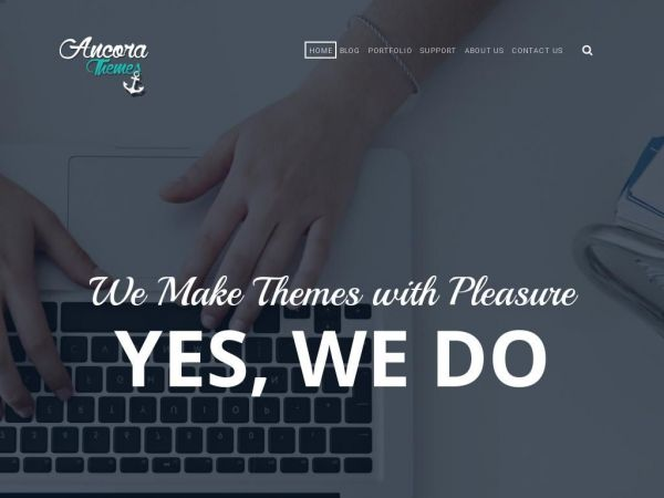 ancorathemes.com - Ancora Themes Official Website
