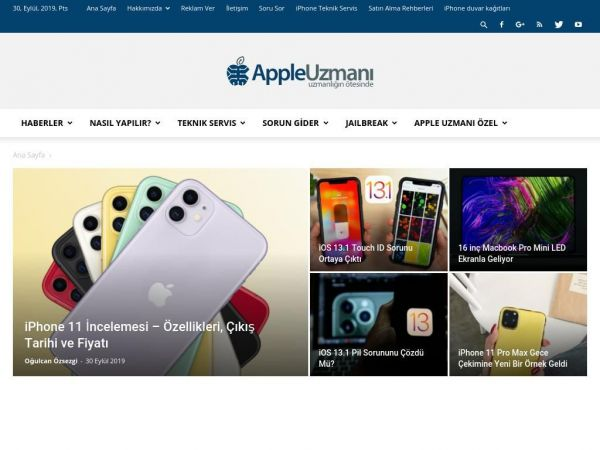 appleuzmani.net - Apple Uzmanı | Mac, iPhone, iPad, Apple Watch ve Diğerleri