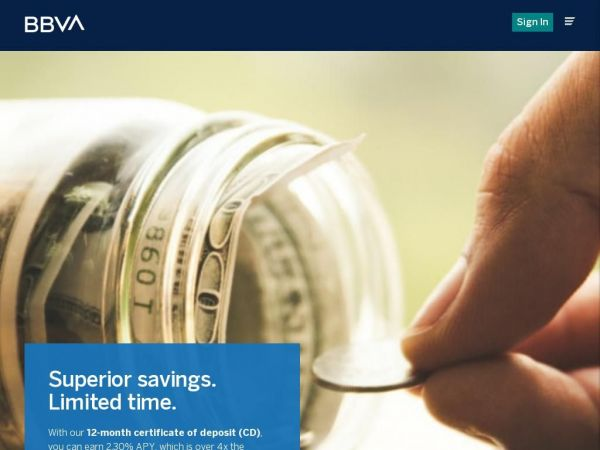 Banking, Credit Cards, Mortgages, & More | BBVA