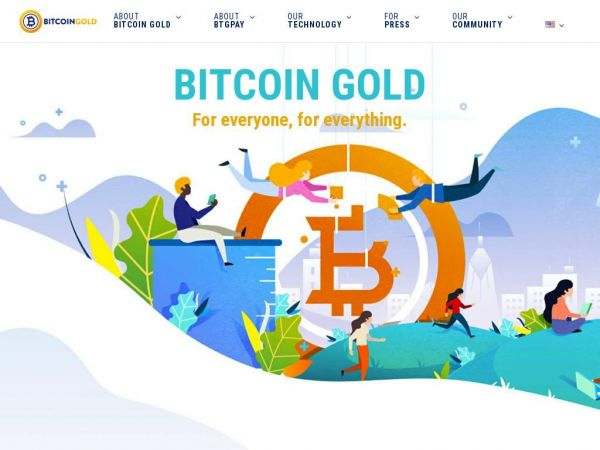 bitcoingold.org Bitcoin Gold | Make Bitcoin decentralized again