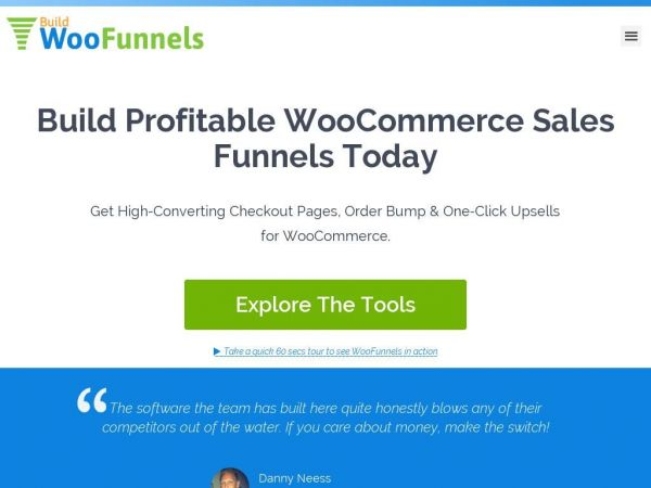 Build High Converting WooCommerce Sales Funnel | WooFunnels