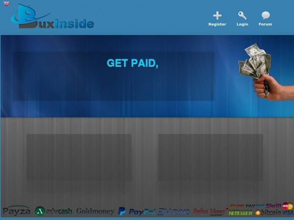 BuxInside - Get Paid, every 10 seconds!