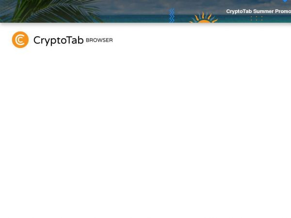 cryptobrowser.site - CryptoTab Browser - Lightweight, fast, and ready to mine!