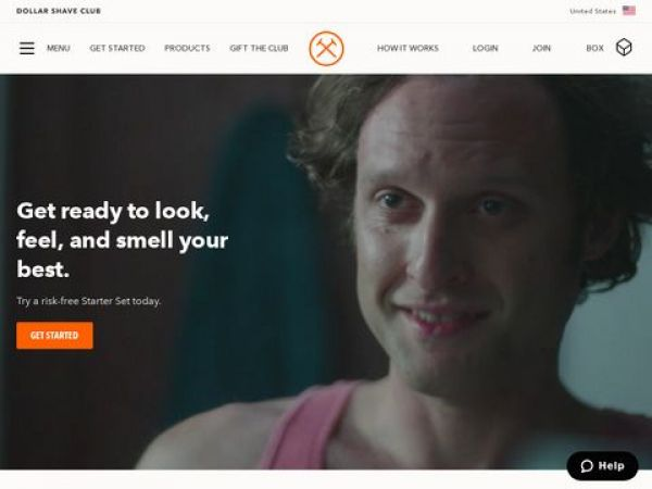 Dollar Shave Club | Look, Feel, & Smell your best