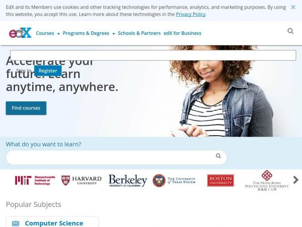 edX | Online courses from the world's best universities