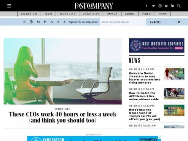 Fast Company | The future of business