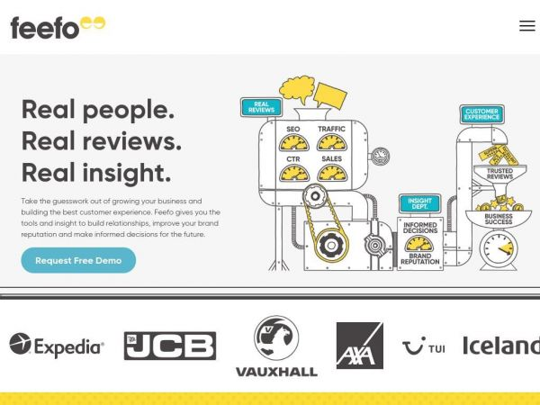 Feefo | The reviews platform that people trust