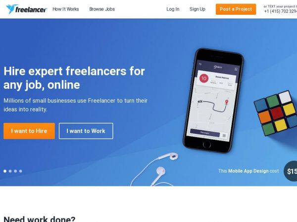 freelancer.com - Hire Freelancers & Find Freelance Jobs Online | Freelancer