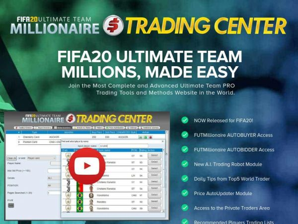 FIFA 19 Autobuyer and Autobidder OFFICIAL SITE - FUTMillionaire Trading Center — FIFA 19 Autobuyer and Autobidder - Ultimate Team Millionaire Trading Center - OFFICIAL SITE