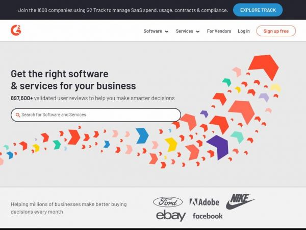 Business Software and Services Reviews | G2 Crowd