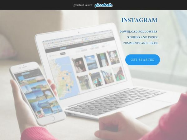 Instagram Online Search and Management | Gramfeed
