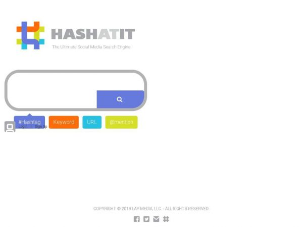 Hashatit.com | Hashtag Search
