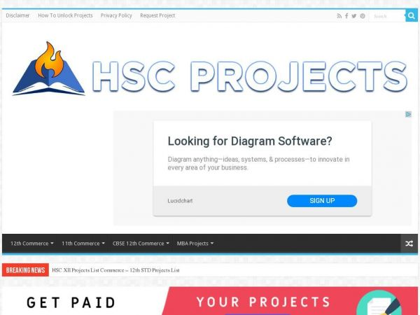 HSC Projects - Hsc Projects, State Board, MBA Projects, CBSE Projects and More