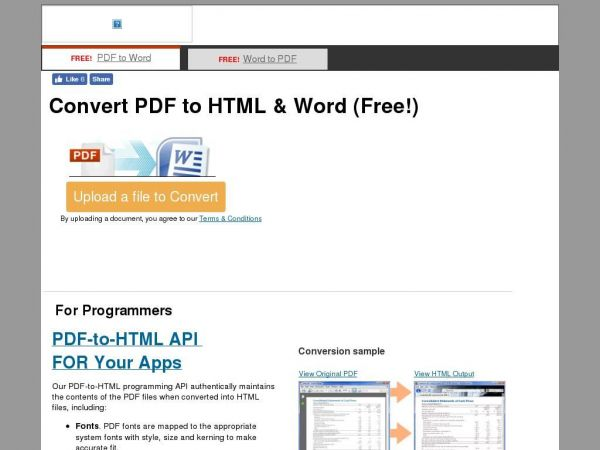 Create PDF and Convert PDF to Word Online, .NET PDF API Library for C#, VB. PDF Toolkit for programming PDF Server Applications.