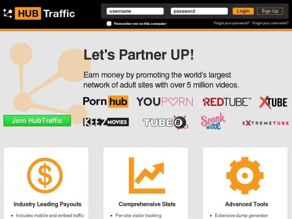 Hub Traffic - Send traffic to our network & start to make money!