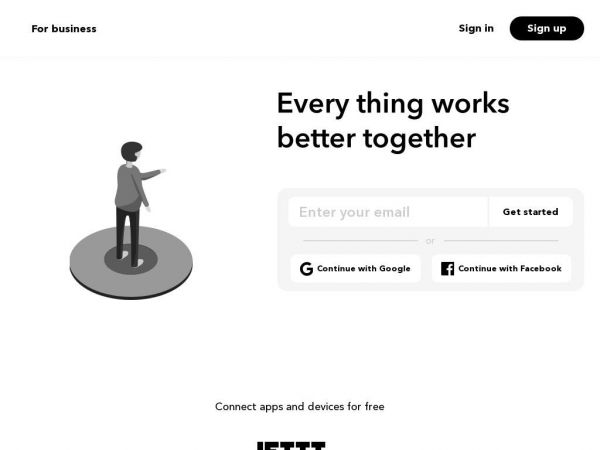 ifttt.com - Every thing works better together - IFTTT