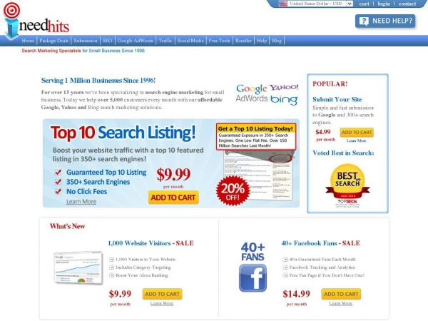 Search Engine Marketing Services | SEO Services - Search Engine Optimization | Website Traffic Specialists | Free SEO Tools