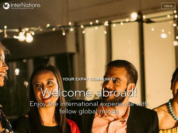 Community for expatriates & global minds | InterNations