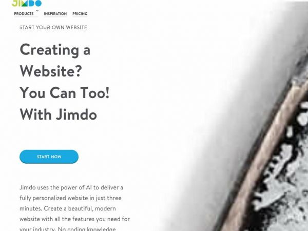 jimdo.com - Create your own website - Jimdo