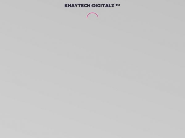 Khaytech Digitalz| Home