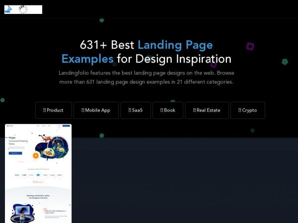 631+ Best Landing Page Examples for Design Inspiration | Landingfolio