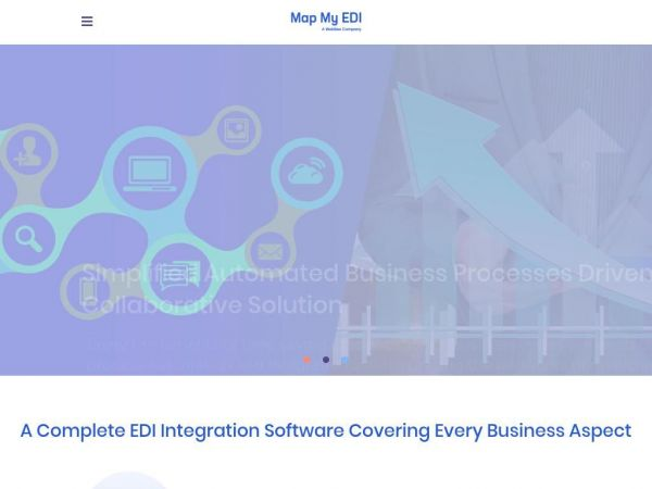 EDI Integration Software Solutions | Map My Edi