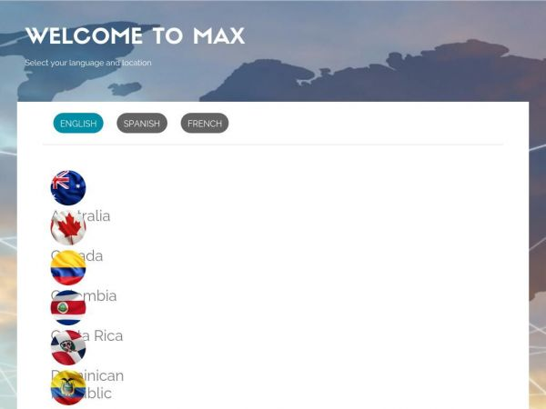Max International - Home