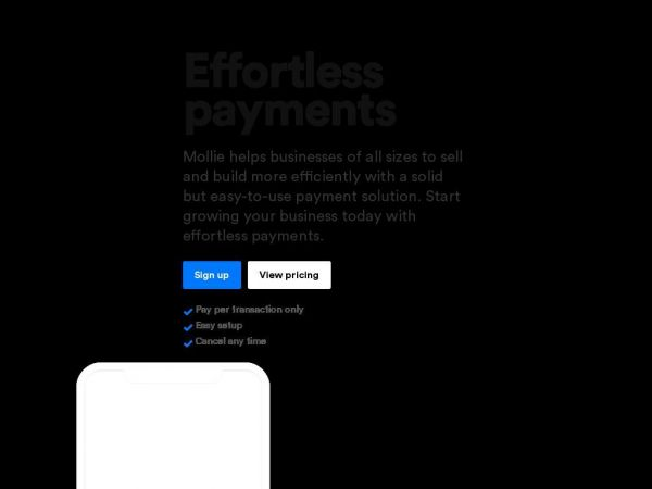 Mollie – Better payments