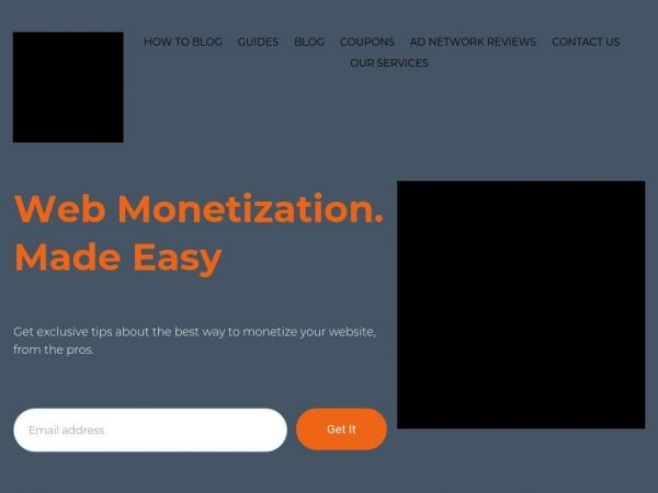 Monetize Pros | Make more Money with your Website
