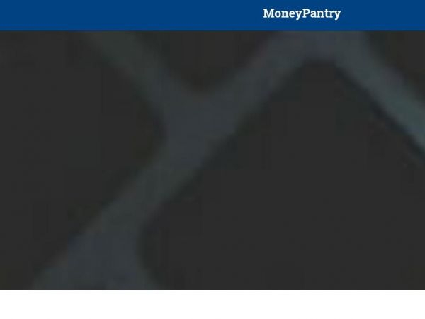 Personal Finance Blog: MoneyPantry