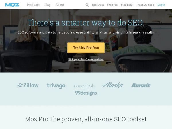 moz.com - Moz: SEO Software, Tools and Resources for Better Marketing