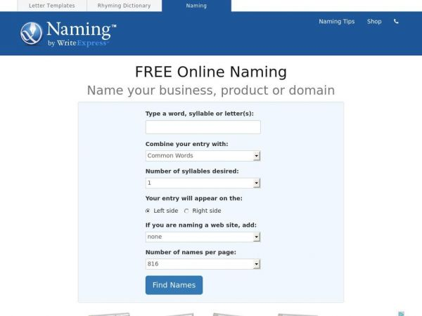 naming.net domain raporu