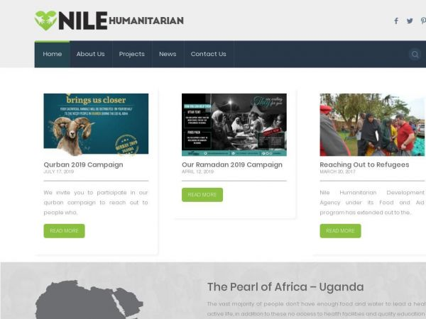 Nile Humanitarian | Development Agency
