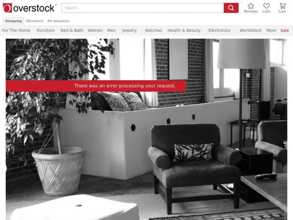 overstock.com - Overstock.com: Online Shopping - Bedding, Furniture, Electronics, Jewelry, Watches, Clothing & more