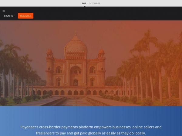 payoneer.com - International Online Payments: Quick, Secure & Low Cost | Payoneer