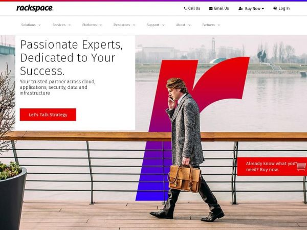 Rackspace: Managed Dedicated & Cloud Computing Services