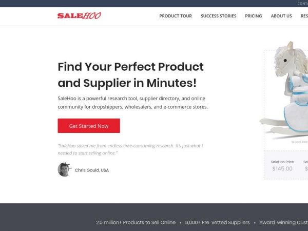 Directory of Wholesale Companies and Dropship Suppliers | SaleHoo