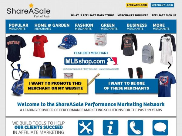 shareasale.com - ShareASale