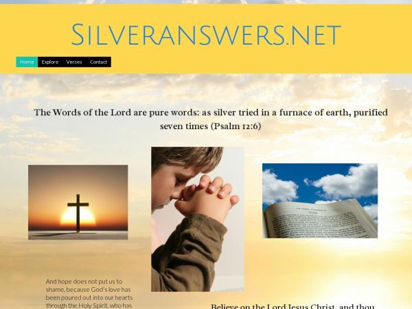 silveranswers.net Youth Church, Youth Ministry, Worship Services- Stouffville, ON