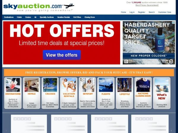 Airline Tickets, Cheap Hotels, Vacation Packages & Travel Deals