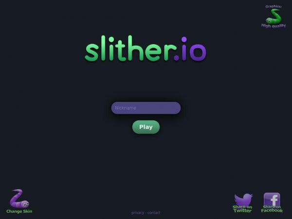 slither.io slither.io