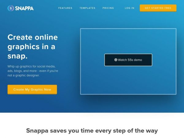 snappa.io Snappa - Quick & Easy Graphic Design Software