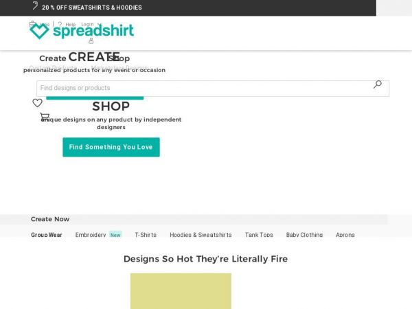 spreadshirt.com - Custom T-Shirts and T-Shirt Printing | Spreadshirt