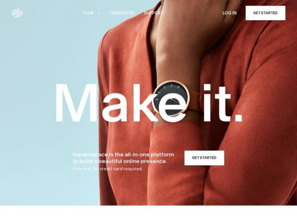 squarespace.com - Build a Website – Website Builder – Squarespace