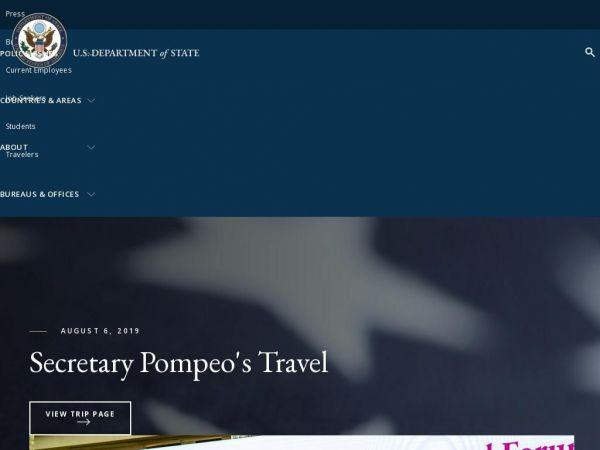 state.gov - U.S. Department of State | Home Page