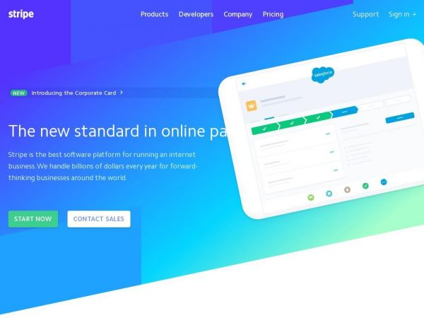 stripe.com - Online payment processing for internet businesses - Stripe