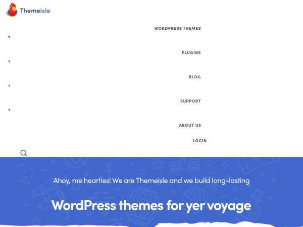 Premium WordPress Themes, Templates & Plugins @ ThemeIsle