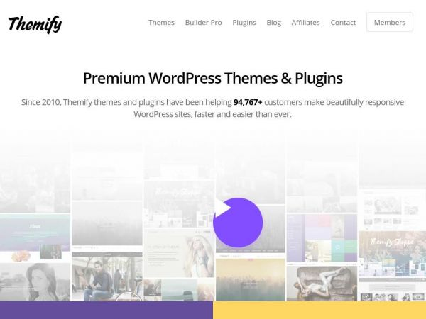 themify.me - Drag & Drop WordPress Themes • Themify